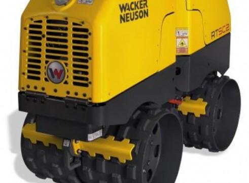 Ramex RT82-SC-2 Vibratory Trench Roller 1