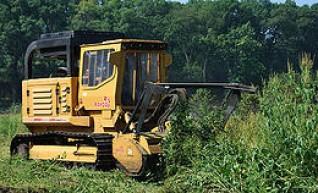 Rayco C260 Forestry Mulcher 1