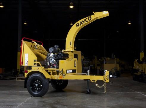 Rayco RC635D Wood Chipper 1