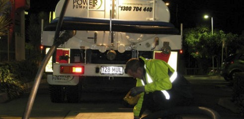 Recovery, Transport and Disposal of Liquid Waste 1