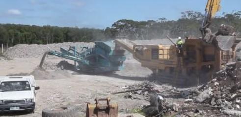 Recycling & Crushing 1