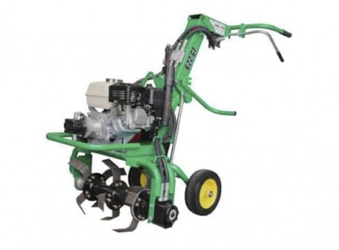 RED ROO Hydraulic Front Tyne Petrol Tiller 1