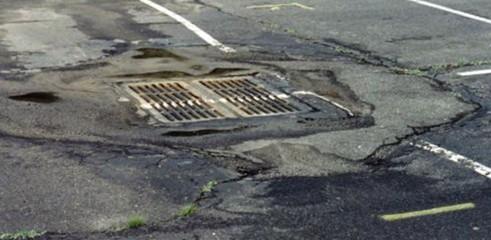Repair or maintenance of Asphalt surfaces 1