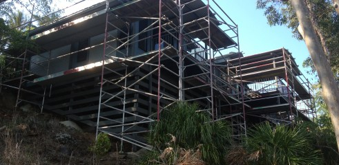 Residential Scaffolding 4
