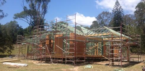 Residential Scaffolding 1