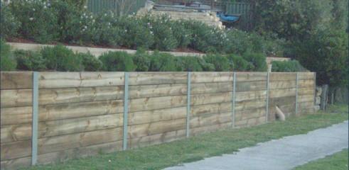 Retaining Walls 2