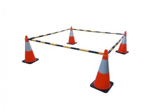 Retractable Barrier Bar 2