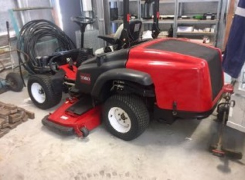 Ride on Mower - Toro Groundsmaster 360 - 72