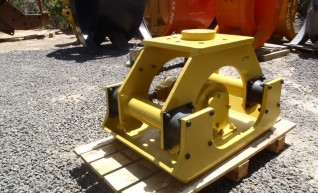 RNC Attachments Compaction Plate CP19 1
