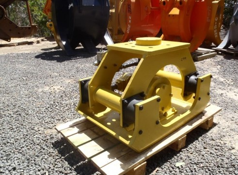 RNC Attachments Compaction Plate CP19