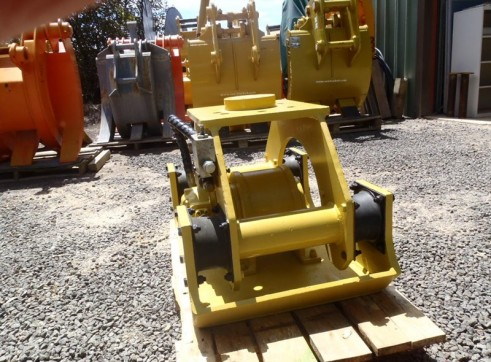 RNC Attachments Compaction Plate CP19 2