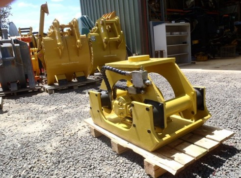 RNC Attachments Compaction Plate CP19 3