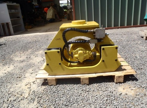 RNC Attachments Compaction Plate CP19 4