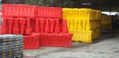 Road Barrier Filling 2