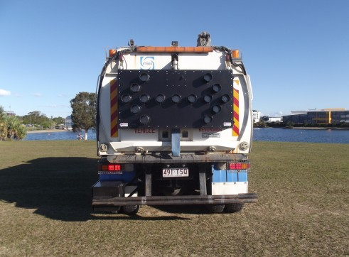 Road Suction Sweeper - Unit #16 2