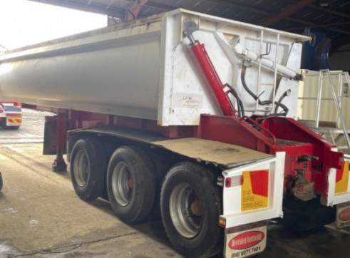 Road Train Side Tippers 1