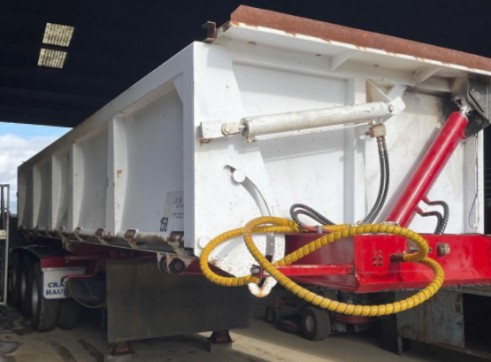Road Train Side Tippers 2