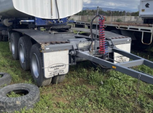 Road Train Side Tippers 5