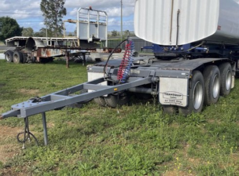 Road Train Side Tippers 6