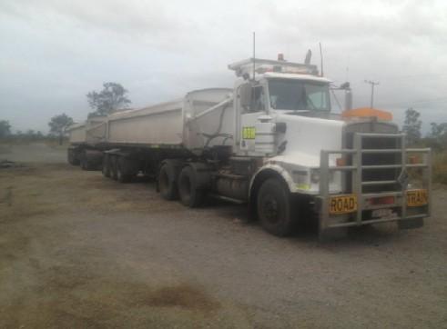 roadtrain side tippers 2