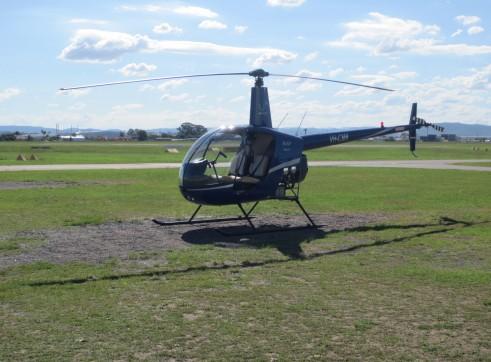 Robinson R22 Beta II Helicopter 1