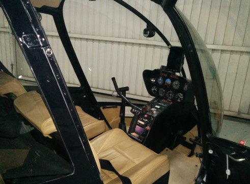 Robinson R44 Raven II Helicopter 2