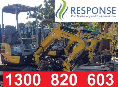 ROCK BREAKER HIRE WITH OR WITHOUT OPERATOR 4