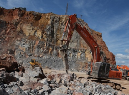 Rock Drill 1