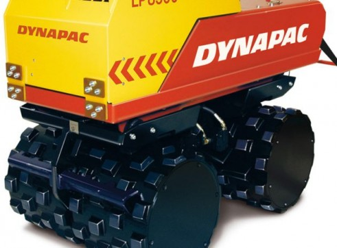 Roller- Dynapac Trench - 1.6 tonne 1
