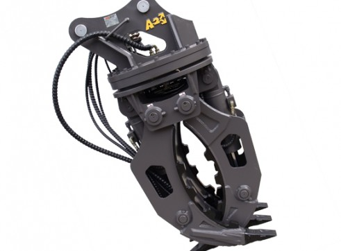 Rotating Grab - suit 20T excavator 1