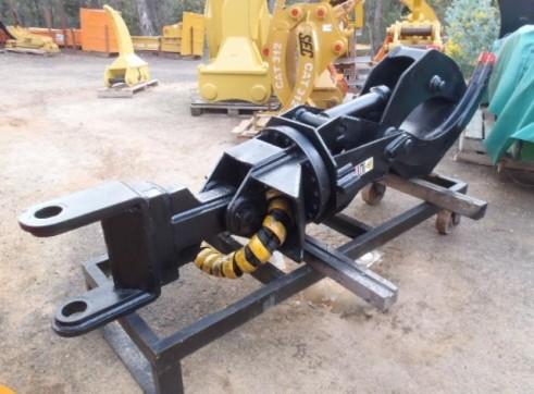 Rotating Log Grab Suit 20 Tonner 3