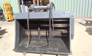 Hydraulic Screening Bucket 1