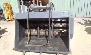 Hydraulic Screening Bucket 1