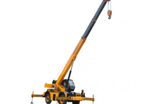 Rough terrain slew crane RT-20 1
