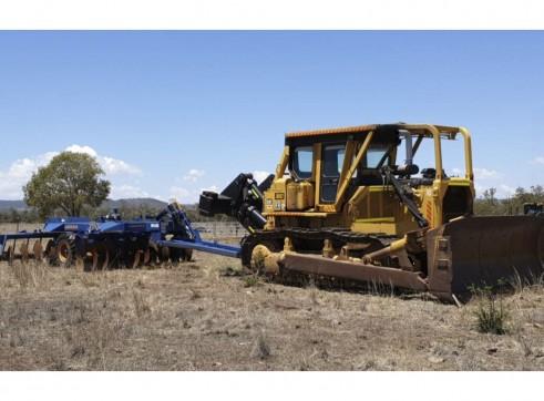 Rural Dozer hire - D7 2