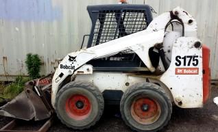 S175 Skidsteer (bobcat) 1