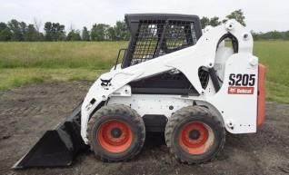 S205 Wheeled Bobcat 1