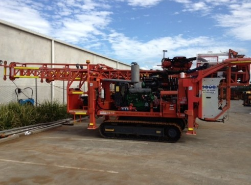 Sandvik DE710 Diamond Core Exploration Drill Rig-Roma 1