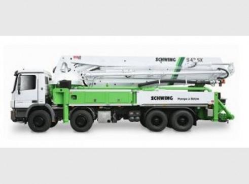 Schwing Concrete Pump 3