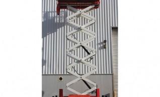 Scissor Lift 11.9m - All Terrain 1