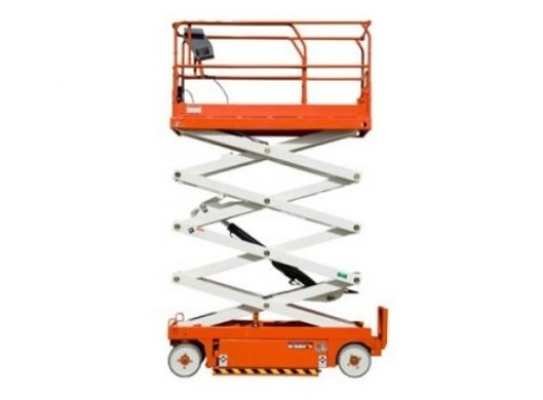 Scissor Lift - 6m Electric (9 Available)