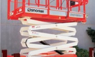 Scissor Lift 8.4m - Narrow All Terrain 1