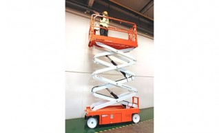 Scissor Lift - 8m Electric 1