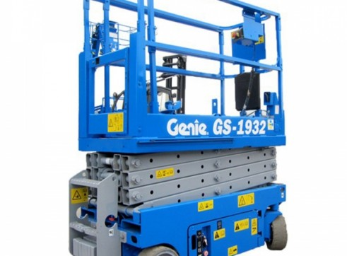 6m Electric Scissor Lift 1