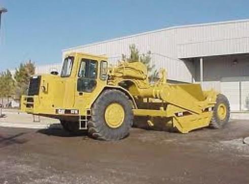 Scraper 631E and 623G  1