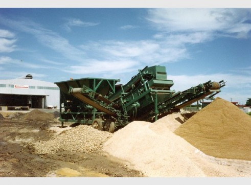 Screening Plant - 6x4 2-Deck - Sand, Gravel, Aggregate 3