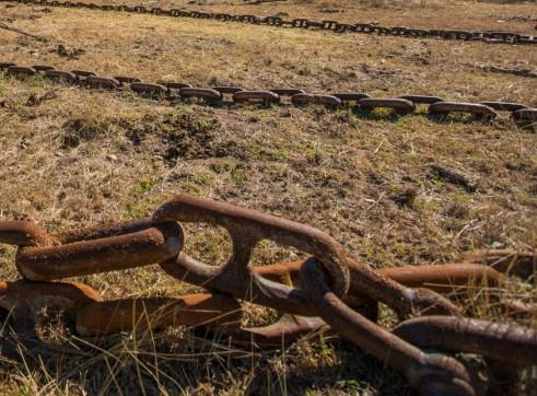 Scrub Chain 300ft 1
