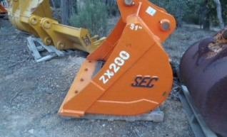SEC Sorting Bucket to suit 20T ZX200 1