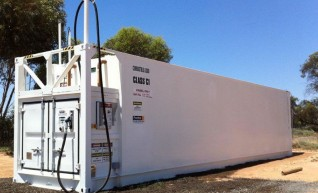 Self Bunded Tanks - 1000 to 110,000 Litres 1