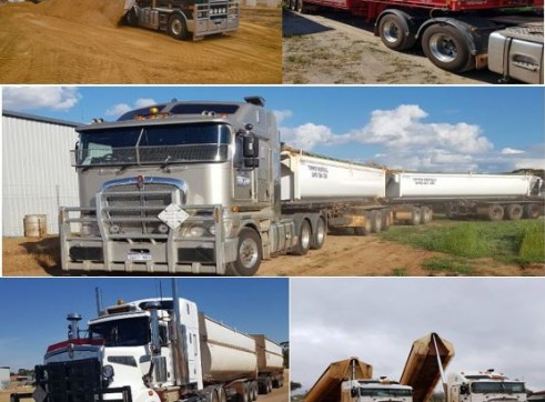 Semi Trailers for dry hire 1